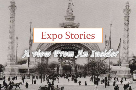 Expo Stories Infographic