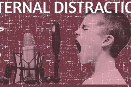 External Distractions Infographic