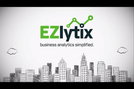 EZlytix Overview and Features Infographic