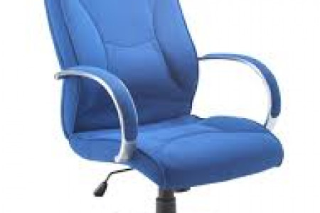Fabric office chair Infographic