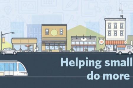 Facebook Advertising for Small business Infographic