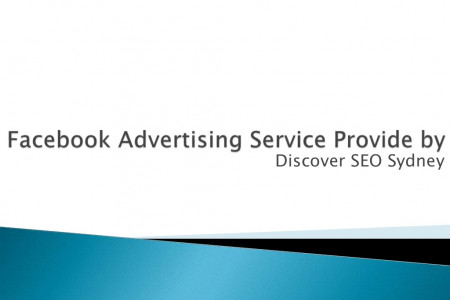 Facebook Advertising Provide by Discover SEO Sydney Infographic
