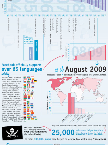 Facebook Fact Look Infographic