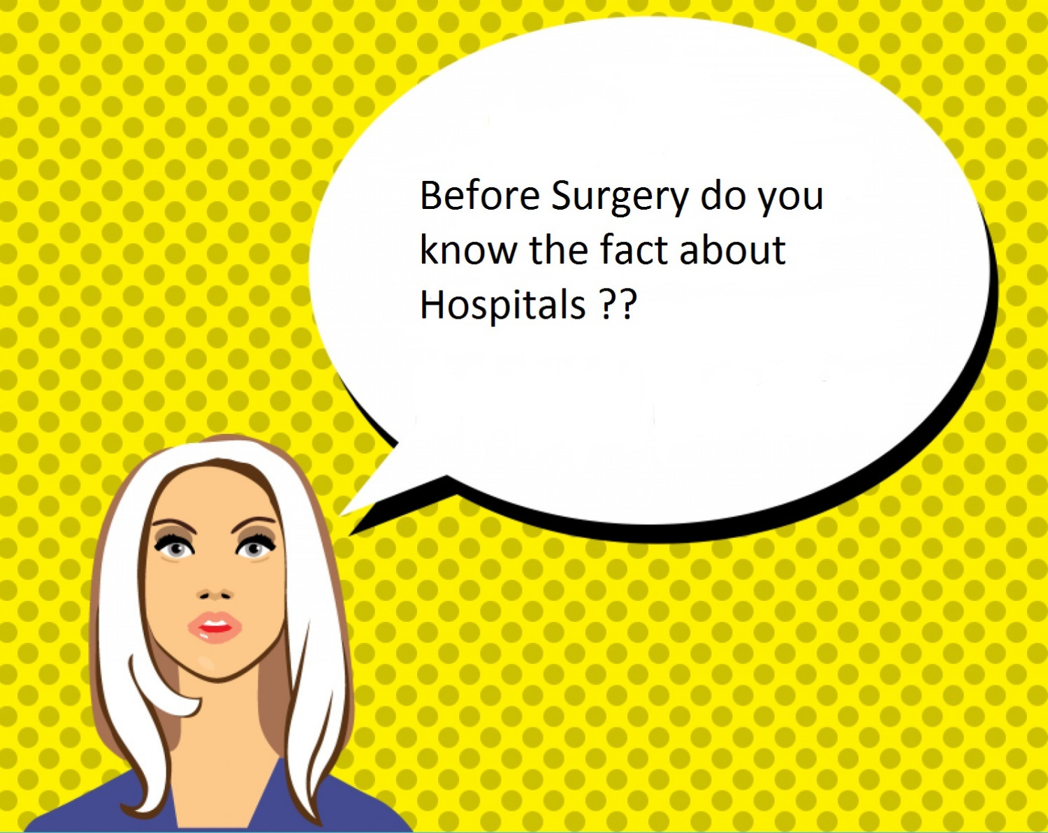 Fact About Hospital  Infographic