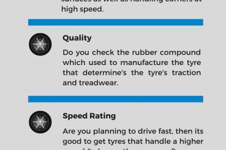 Factors To Consider In Selecting Best Tyres For Your Vehicle In Penrith  Infographic
