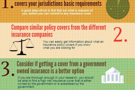 Factors to Consider When Comparing Companies Offering High Risk Insurance in Bahrain Infographic