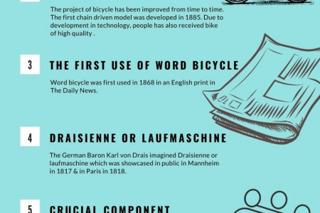 Facts about bicycle Infographic
