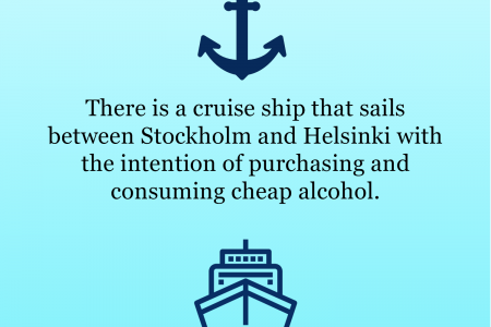 Facts you should know about cruises Infographic