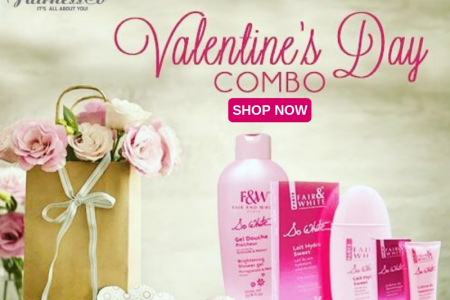 Fair And White So White Product Range   Black Women Beauty Care  Infographic
