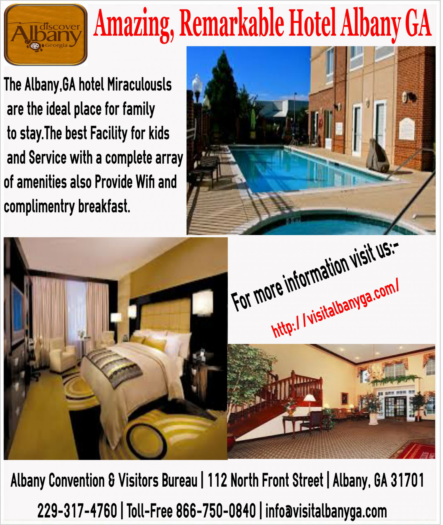 Famous Top 9 Hotels In Albany Ga Visual Ly