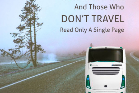Feel Free to Book Your Bus Tickets Online Infographic