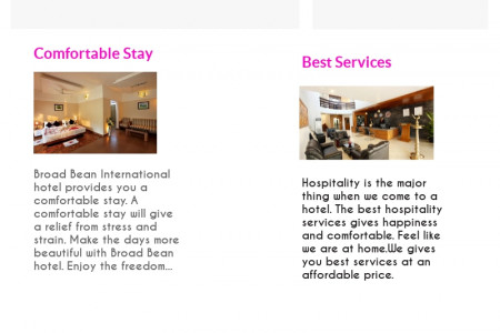 Feel the Hospitality at Best Resort in Kerala Infographic