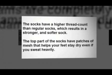 Feetures Men's Light Cushion No Show Socks With Tab  Infographic
