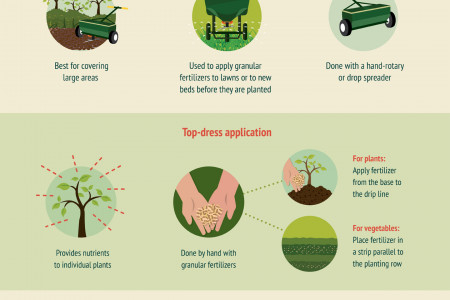 Fertilizer Facts: What, When, and How Often Infographic