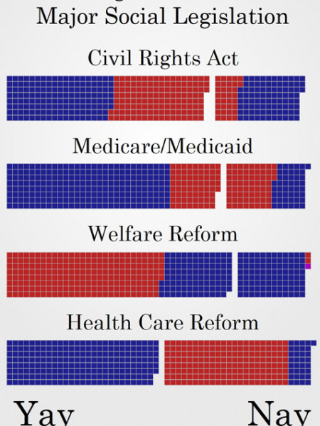 Final Congressional Votes Infographic