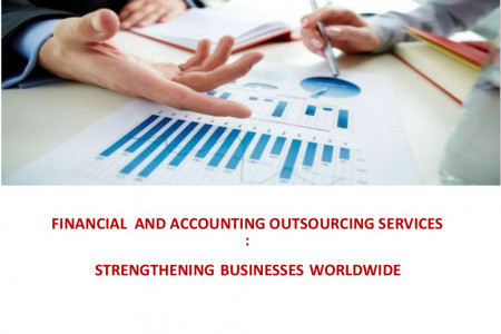 FINANCE AND ACCOUNTING SERVICES Infographic