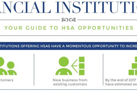 Financial Institution's Guide to the Health Savings Account Investment Industry Infographic
