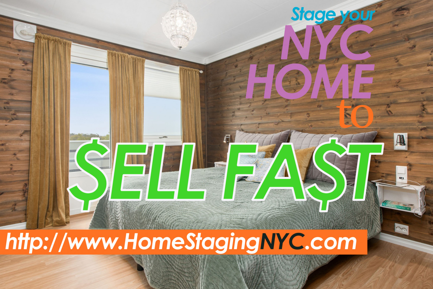 Find a Home Staging and Interior Design Professional in New York City Infographic