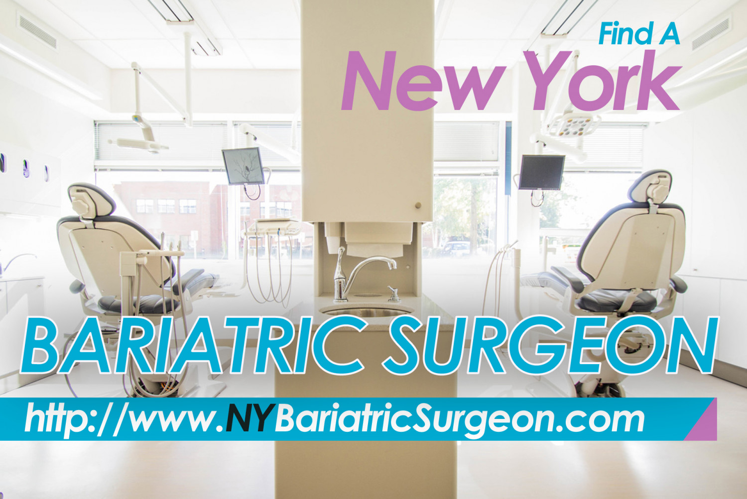 Find a NY Board Certified Bariatric surgeon for metabolic weight loss surgery or gastric bypass Infographic