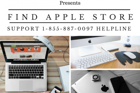 Find Apple Store 1-855-887-0097 Apple Store Near Me Infographic