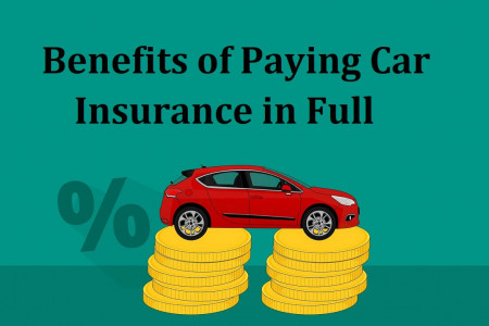 Find out what are the Benefits of Paying Car Insurance in Full? Infographic