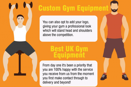 Find The Best Gym Equipment Manufacturers in UK Infographic