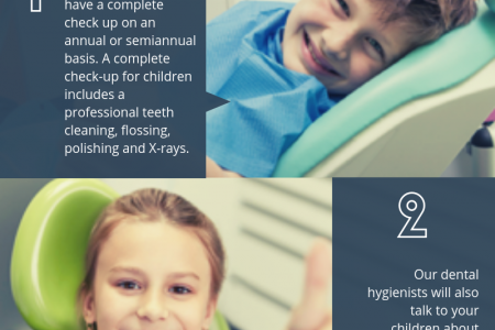 Find the Best Pediatric Dentistry Clinic in Haltom City Infographic