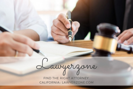 Find the Right Attorney Los Angeles, California:: Lawyerzone Infographic