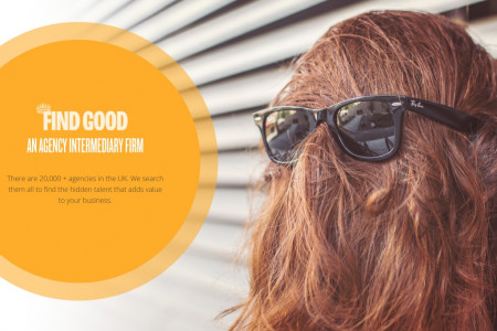FindGood Introduction Infographic