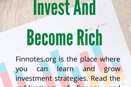 Finnotes Org – Learn More About Finance And Investment Infographic
