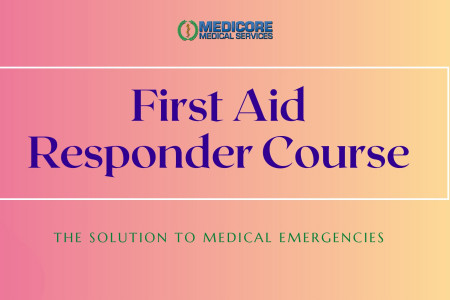 First Aid Responder Course: The Solution to Medical Emergencies Infographic