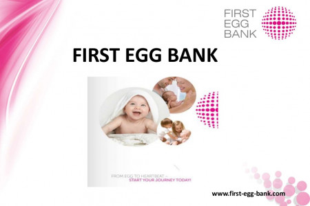 First Egg Bank  Infographic