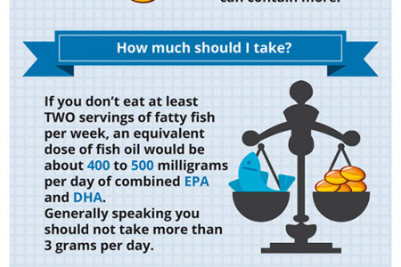 Fish Oil Beginner's Guide Infographic