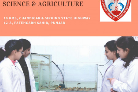 Fisheries Science Courses in India Infographic