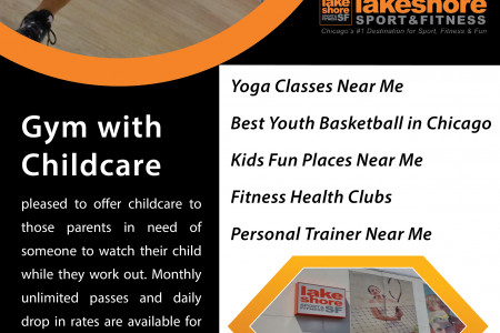 Fitness Health Club Infographic
