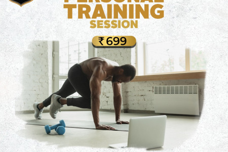 fitness trainer course in India Infographic