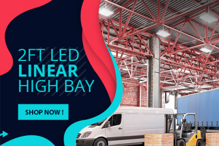 Five Benefits Of 2ft LED Linear High Bay Lights That May Change Your Perspective Infographic