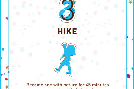 Five Ways to Burn Off Office Birthday Cake Infographic