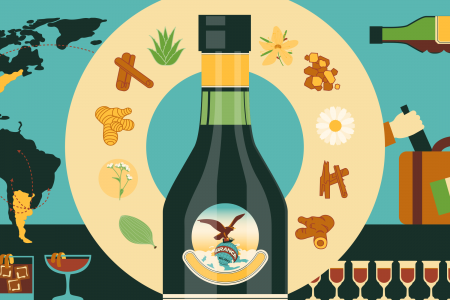 Fixated on Fernet Infographic