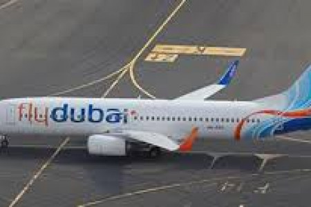 Flydubai Airlines Manage Booking Infographic