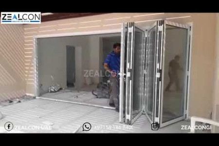 Folding Doors Dubai Infographic