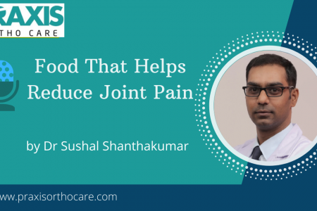 Food that helps reduce Joint pain | Best Joint Pain Treatment In Bangalore Infographic