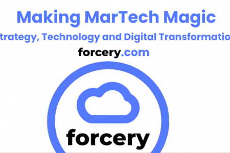 Forcery Makes MarTech Magic Infographic