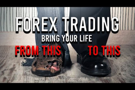 Forex Trading [Online money earning method] Infographic
