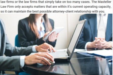 Fort Worth, Texas Business Lawyer Services Infographic