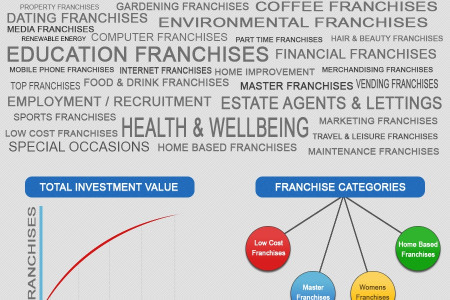 Franchise For Sale & Business Opportunities at 123franchising.com Infographic