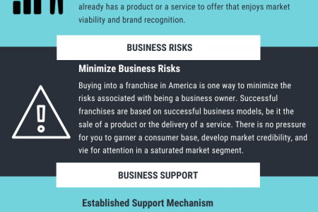 Franchises in the USA – A Business Opportunity You Must Consider Infographic
