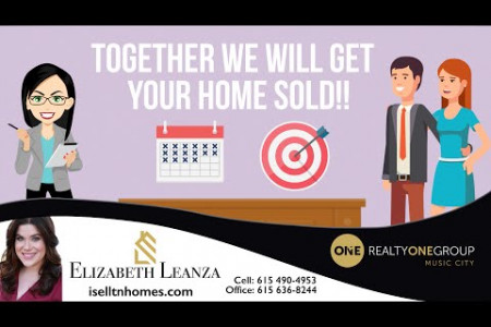 Franklin TN Listing Agent Explainer Video Infographic