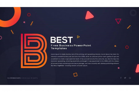 Free Business PowerPoint Templates for Download  Infographic