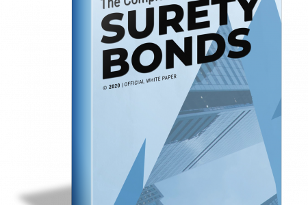 FREE eBook Guide: Complete Guide to Buying Surety Bonds Infographic